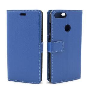 Mobiilitukku Huawei P Smart Lompakko Suojakotelo, Sininen