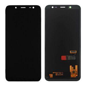 Mobiilitukku Samsung Galaxy J6+ näyttö ja työkalut, Musta