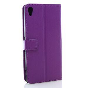 Mobiilitukku Sony Xperia XA Ultra Lompakko Suojakotelo, Violetti