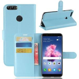 Huawei P Smart Lompakkokotelo Sininen