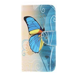 Puhelimenkuoret.fi Samsung Galaxy A10 Suojakotelo Perhonen 1