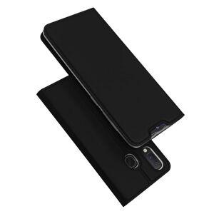 Puhelimenkuoret.fi Samsung Galaxy A20e Kotelo Dux Ducis Musta