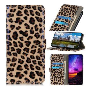 Puhelimenkuoret.fi Nokia 6.2 Suojakotelo Leopardi Kuvio