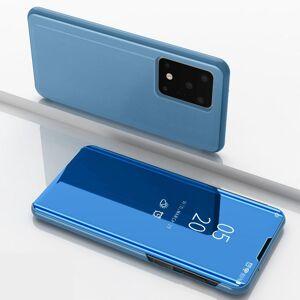 Puhelimenkuoret.fi Samsung Galaxy S20 Ultra 5G Kotelo Peilipinta Vaaleansininen