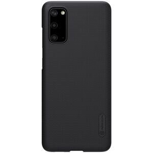 Puhelimenkuoret.fi Samsung Galaxy S20 5G Suojakuori Nillkin Frosted Musta