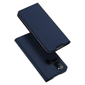 Samsung Galaxy A21s Kotelo Dux Ducis Sininen