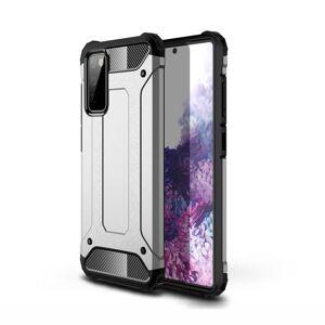 Samsung Galaxy S20 FE Kuori 2-osainen Hopea