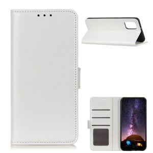 Samsung Galaxy A02s Lompakkokotelo Valkoinen