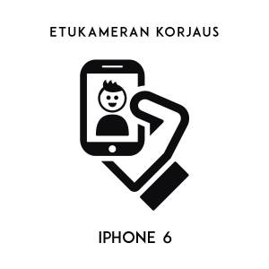 Digishop.fi iPhone huolto - Apple iPhone 6 Lähestymisanturin ja etukameran korjaus