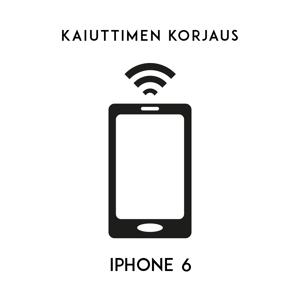 Digishop.fi iPhone huolto - Apple iPhone 6 Kaiuttimen korjaus
