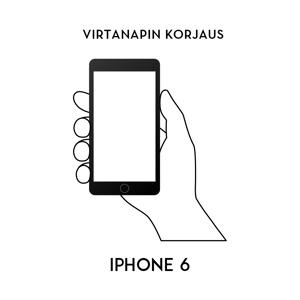 Digishop.fi iPhone huolto - Apple iPhone 6 Virtanapin korjaus