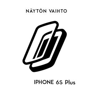 Digishop.fi iPhone huolto - Apple iPhone 6S Plus Näytön ja etupaneelin korjaus