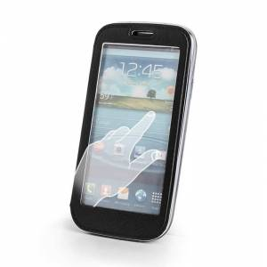 Digishop Smart View suojakotelo Iphone 6  musta