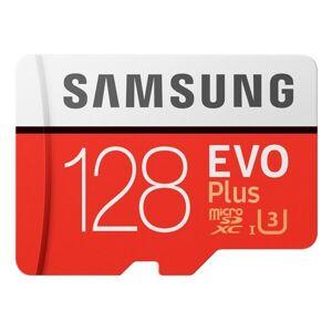 Samsung 128GB Samsung Evo Plus MicroSDXC Cl 10