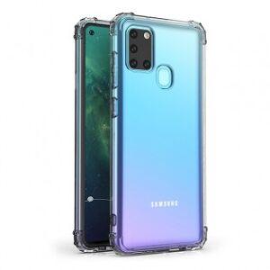 Samsung Galaxy A21s läpinäkyvä suojakuori