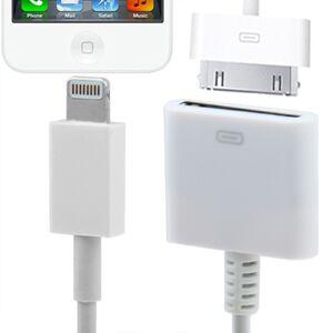 Sovitin Apple Lightning iPhoneen/ iPodiin