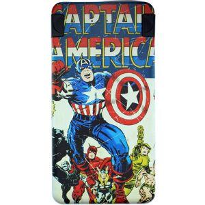 Marvel Captain America Powerbank 6000mAh