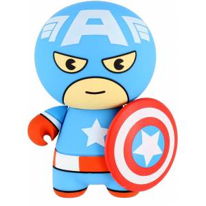 Marvel Figure Cap America Power Bank 2600 mAh