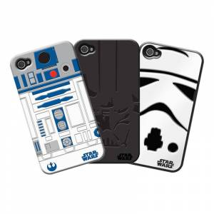 Apple Star Wars iPhone 4 Deksel - Darth Vader