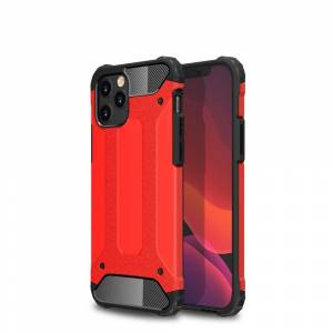 INCOVER Iphone 12 Pro Max Armor Guard Deksel - Rød