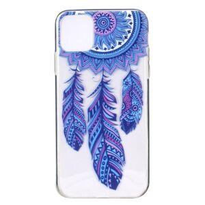 INCOVER Iphone 12 / 12 Pro Plast Deksel - Blå Drømmefanger