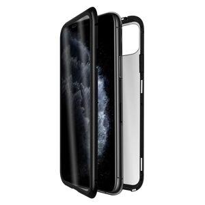 INCOVER Qdos Iphone 11 Pro Optiguard Infinity Glass Mobildeksel M. Privacy - Svart