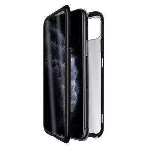 INCOVER Qdos Iphone 11 Pro Max Optiguard Infinity Glass Mobildeksel M. Privacy - Svart