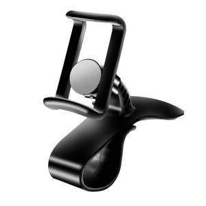 Newchic 360° Rotatable HUD Type Car Dashboard Phone Holder Buckle ABS Mount Stand For 4-6 inch width phone