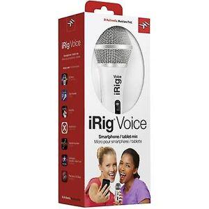 IK Multimedia Handheld Microphone (vocals) IK Multimedia iRig Voice Transfer type...
