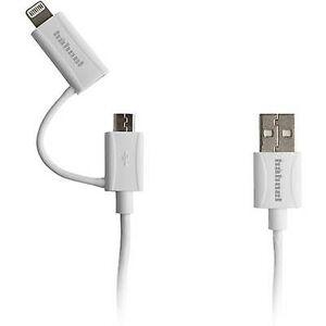 Haehnel Fototechnik Hähnel Fototechnik 2in1 Micro-USB, Lightning 10...