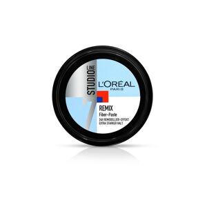 L'Oreal Studio Line 7 Remix Fiber Paste 150 ml Hårvoks