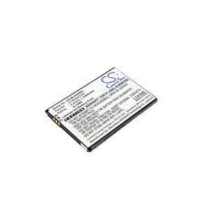 Blu Studio J5 batteri (2300 mAh, Sort)