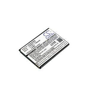 Blu Dash Music II batteri (1300 mAh, Sort)