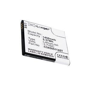 Blu D390x batteri (1450 mAh)