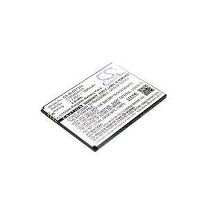 Blu D572 batteri (1300 mAh, Sort)