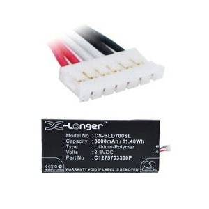 Blu D700A batteri (3000 mAh)