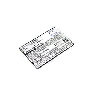 Blu Neo X Plus batteri (2600 mAh, Sort)