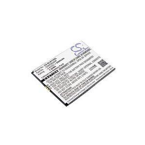 Blu N110U batteri (2800 mAh, Sort)