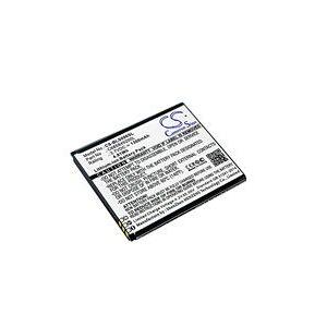 Blu S090Q batteri (1300 mAh, Sort)