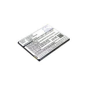Blu Studio G HD batteri (1600 mAh, Sort)