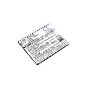 Blu S510Q batteri (1800 mAh, Sort)