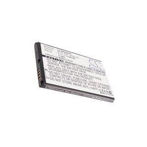 Blackberry Bold 9780 batteri (1150 mAh)