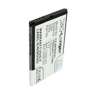 Blackberry Magnum batteri (1500 mAh)
