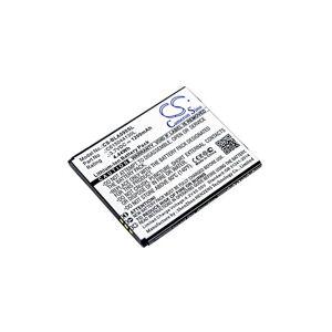 Blu Batteri (1400 mAh, Sort) passende til Blu A090U