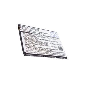 Blu Batteri (2500 mAh) passende til Blu Dash X LTE D0010U