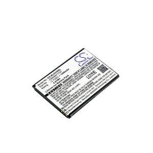Blu Batteri (1300 mAh, Sort) passende til Blu Dash Music 2