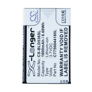 Blu Batteri (1800 mAh) passende til Blu Studio 5.0CE