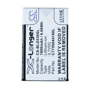 Blu Batteri (1800 mAh) passende til Blu D536X