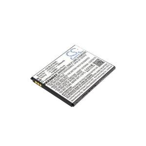 Blu Batteri (1600 mAh, Sort) passende til Blu S0151UU