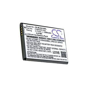 Blu Batteri (1300 mAh, Sort) passende til Blu S410